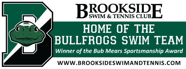 Home of the Bullfrogs Swim Team